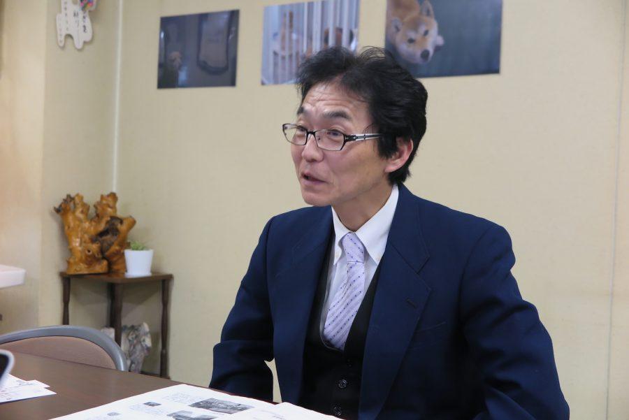 神奈川県動物保護センター橋爪廣美所長のインタビュー