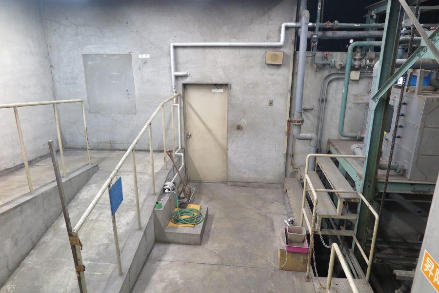 神奈川動物保護センターの殺処分機