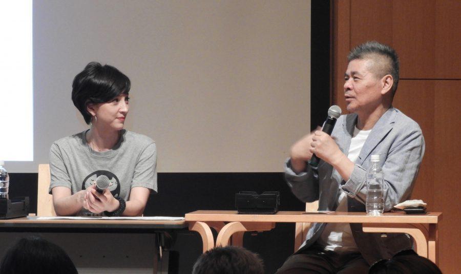 滝川クリステルさんと糸井重里さん