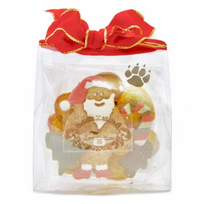 「QUETITCO QUIN」のクリスマスボックス