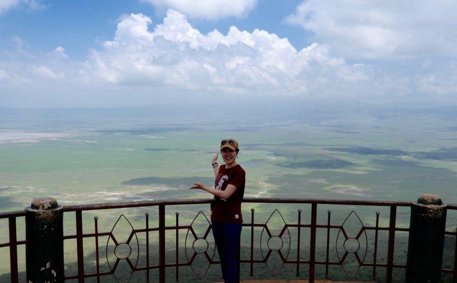 ンゴロンゴロクレーター展望台