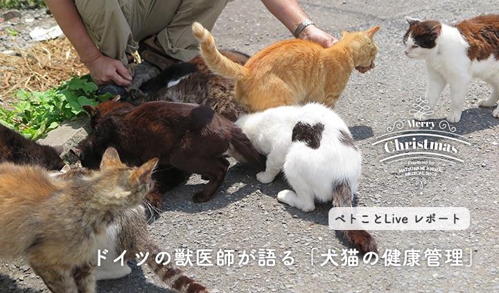セミナーレポ「犬猫の健康管理」