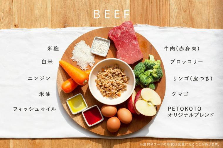 ビーフレシピ